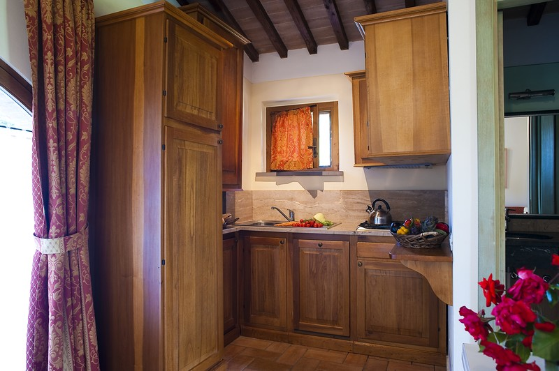 Three Room in Tuscany